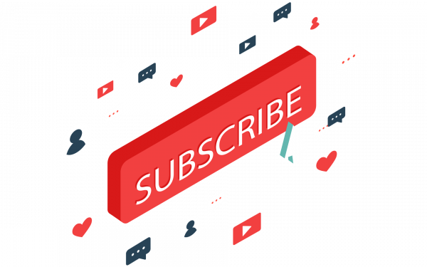 Подписчики на канал YouTube